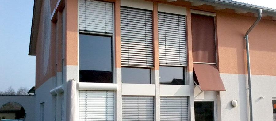 Außenjalousien - Sprick GmbH - Sicht- u. Sonnenschutz aus Minden