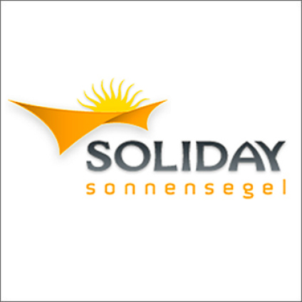 Logo Soliday Sonnensegel